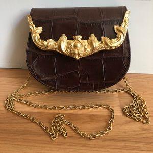 Vintage Glenn Miller Ann Turk 80s evening bag